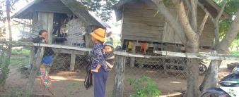 Survey and Formative Evaluation of the Integrated Early Childhood Development Programme