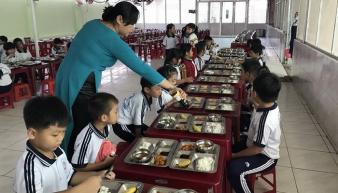 Cải thiện Bữa ăn Trường học tại Việt Nam