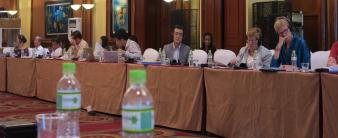 Consultation Workshop on the Millennium Development Goal Report