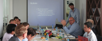 Internationalization workshop: Challenges for policy and strategy