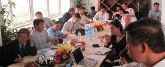 Myanmar Delegation