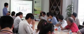 Forestry Workshop at MDRI