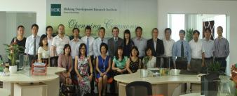 Lễ ra mắt Viện Nghiên cứu Phát triển Mekong