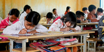 Eye health among school children in Vietnam: Prevalence of refractive errors, accuracy of school-based screening, and knowledge, attitudes and practices (KAP) among students, parents, and school staff